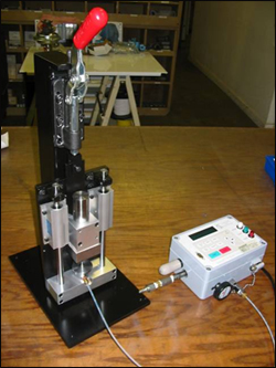 Radco Industries: Leak Testing Equipment, Leak Testers | 250 x 333 jpeg 70kB